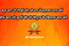 Latest Bhagva Status