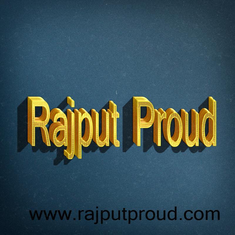 Angry Rajputana Status