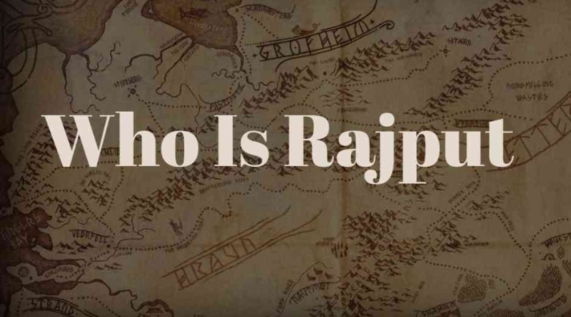who is rajput