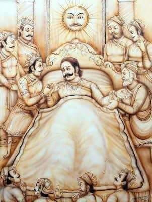 Maharana Pratap ke antim shabd