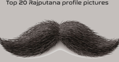 Top 20 Rajputana profile pictures