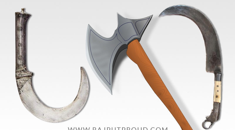 indian premodern weapons