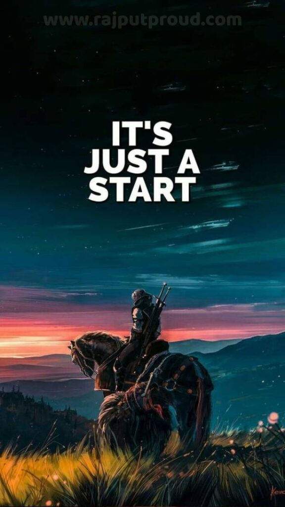 Its Just a start mobile wallpapers